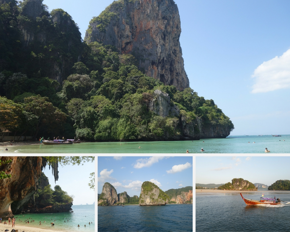 Ao Nang et Railay Beach