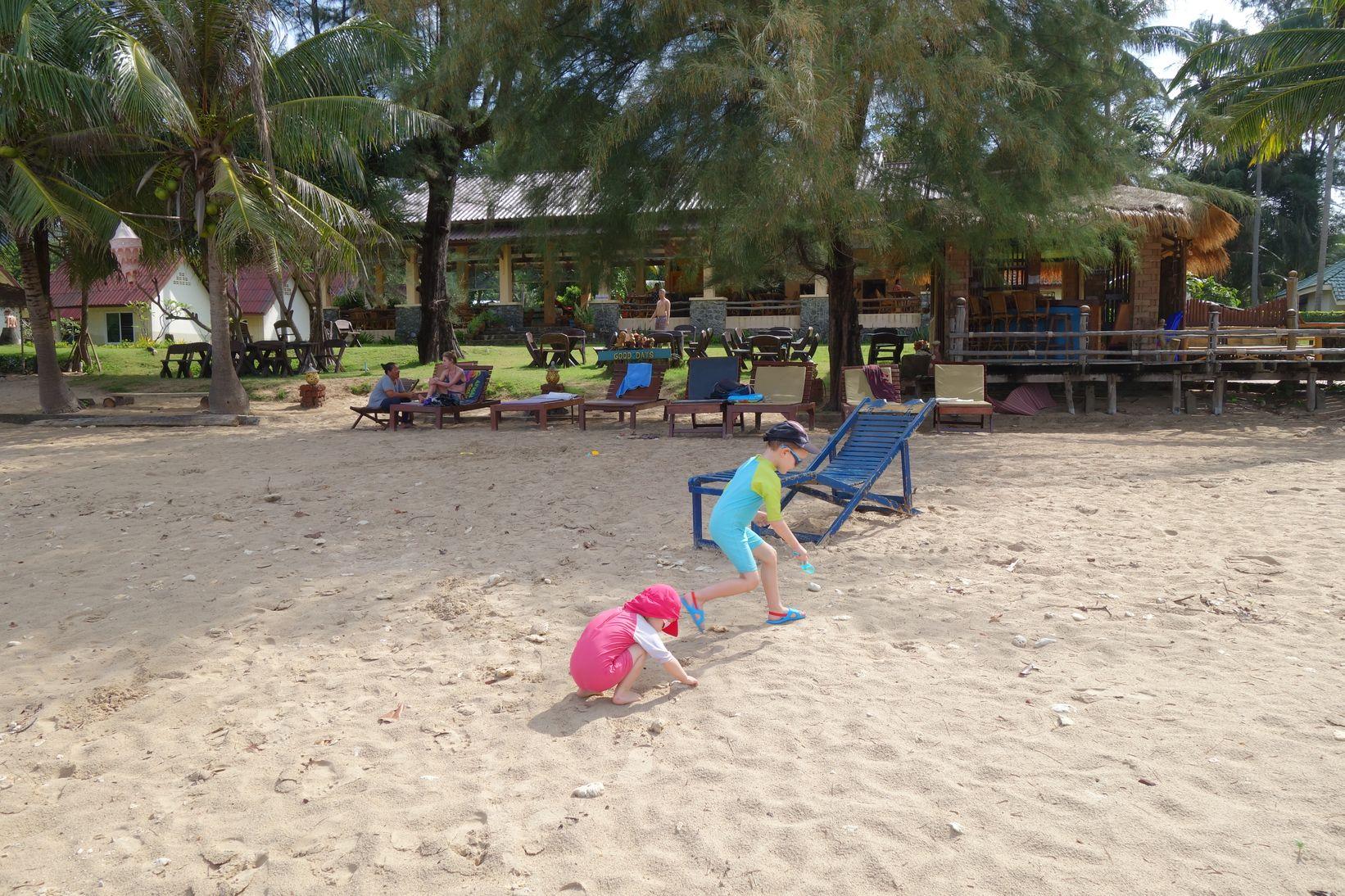Koh Lanta en famille