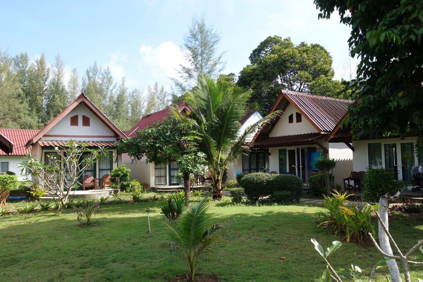 Hôtel à Koh Lanta