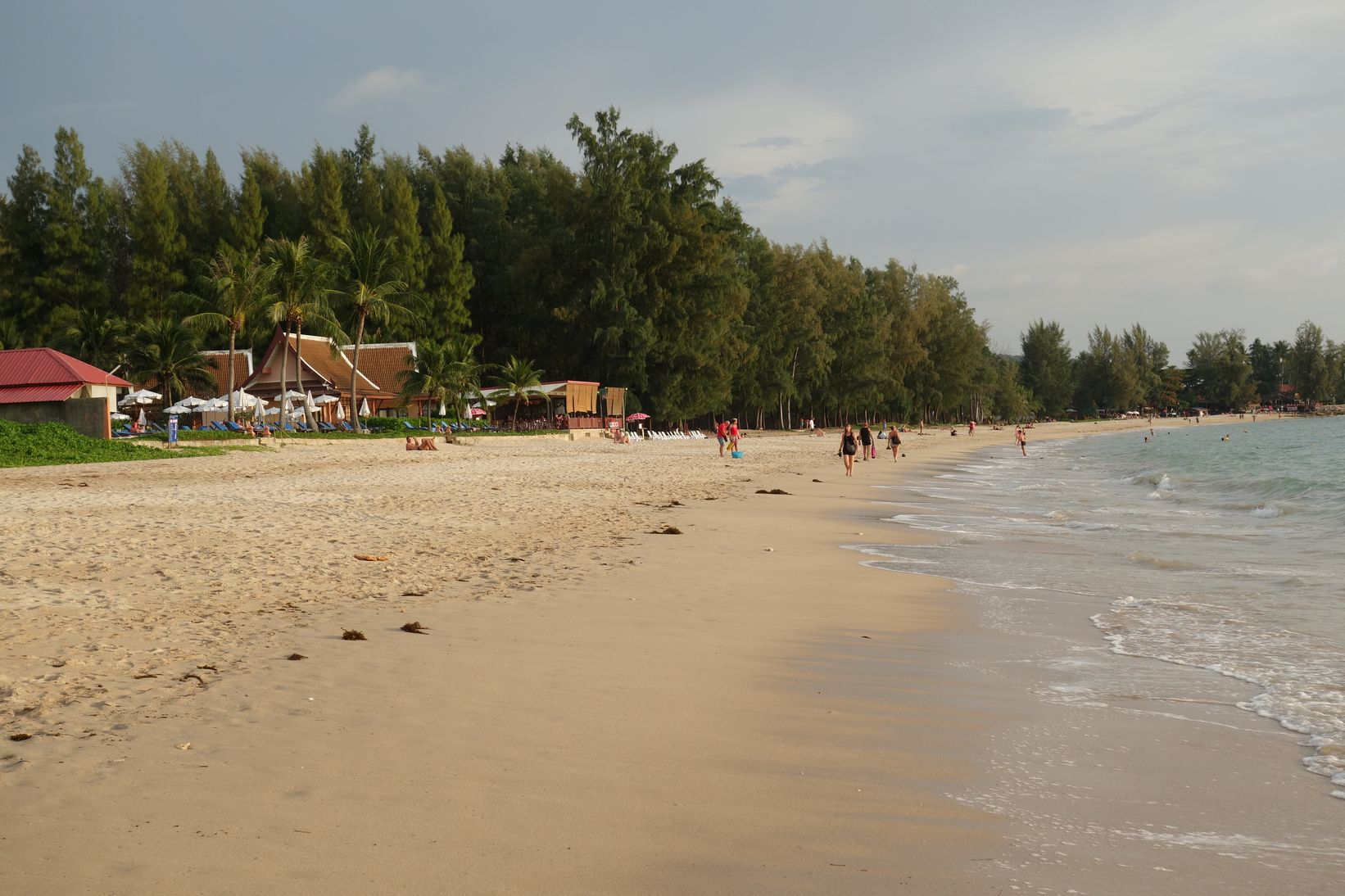 Long Beach à Koh Lanta