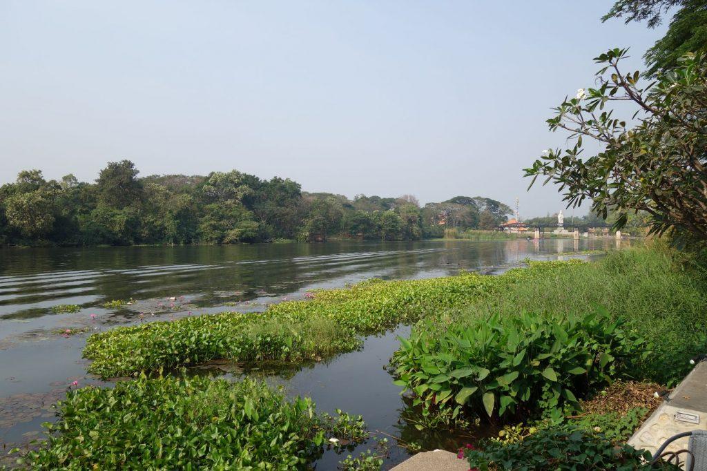 Rivière Kwai Kanchanaburi