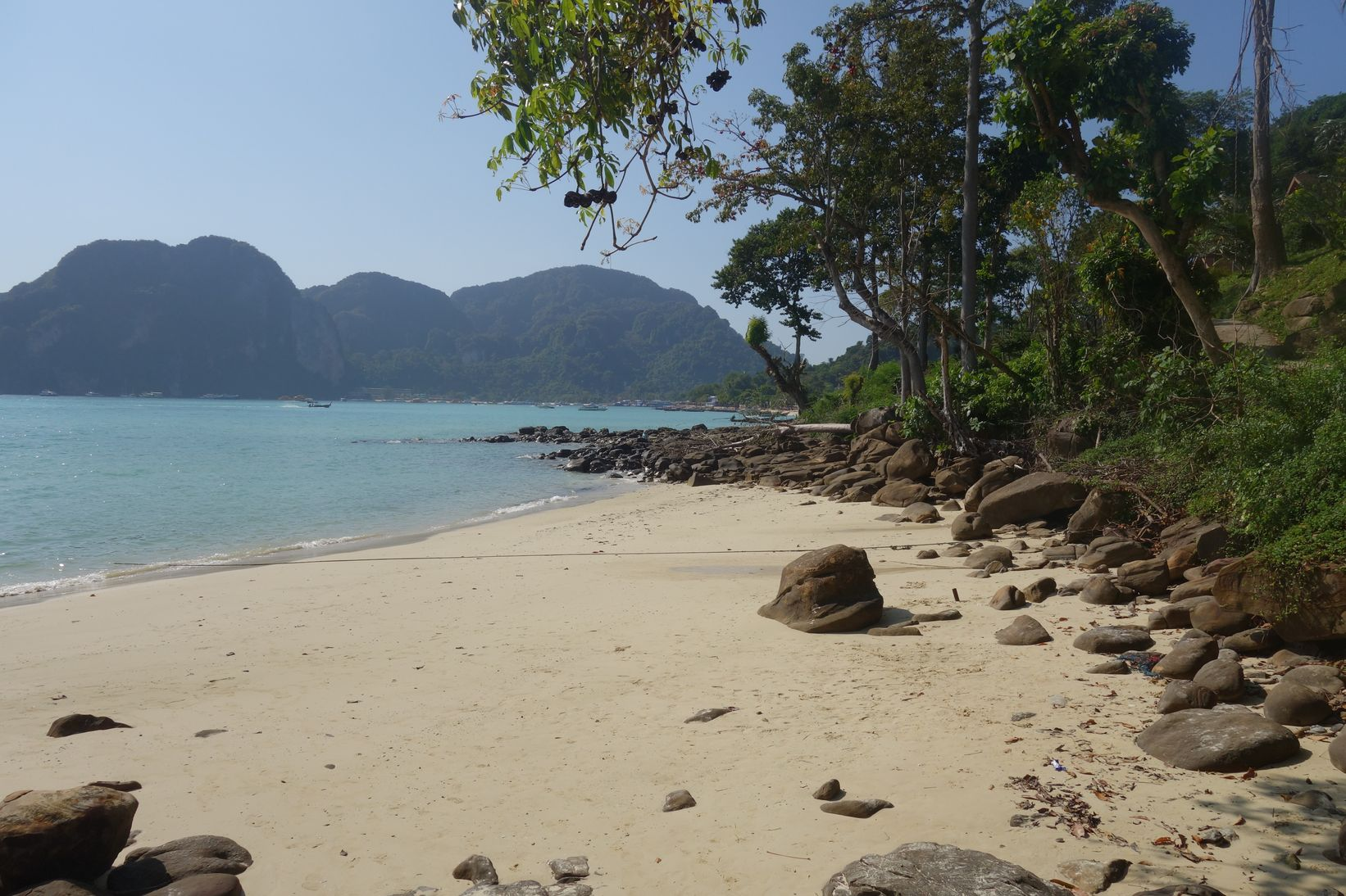 Plage à Koh Phi Phi