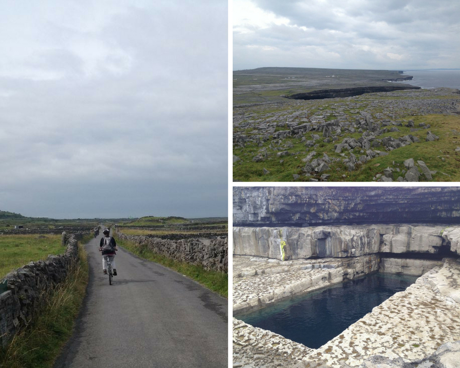 Aran Islands à Inishmore