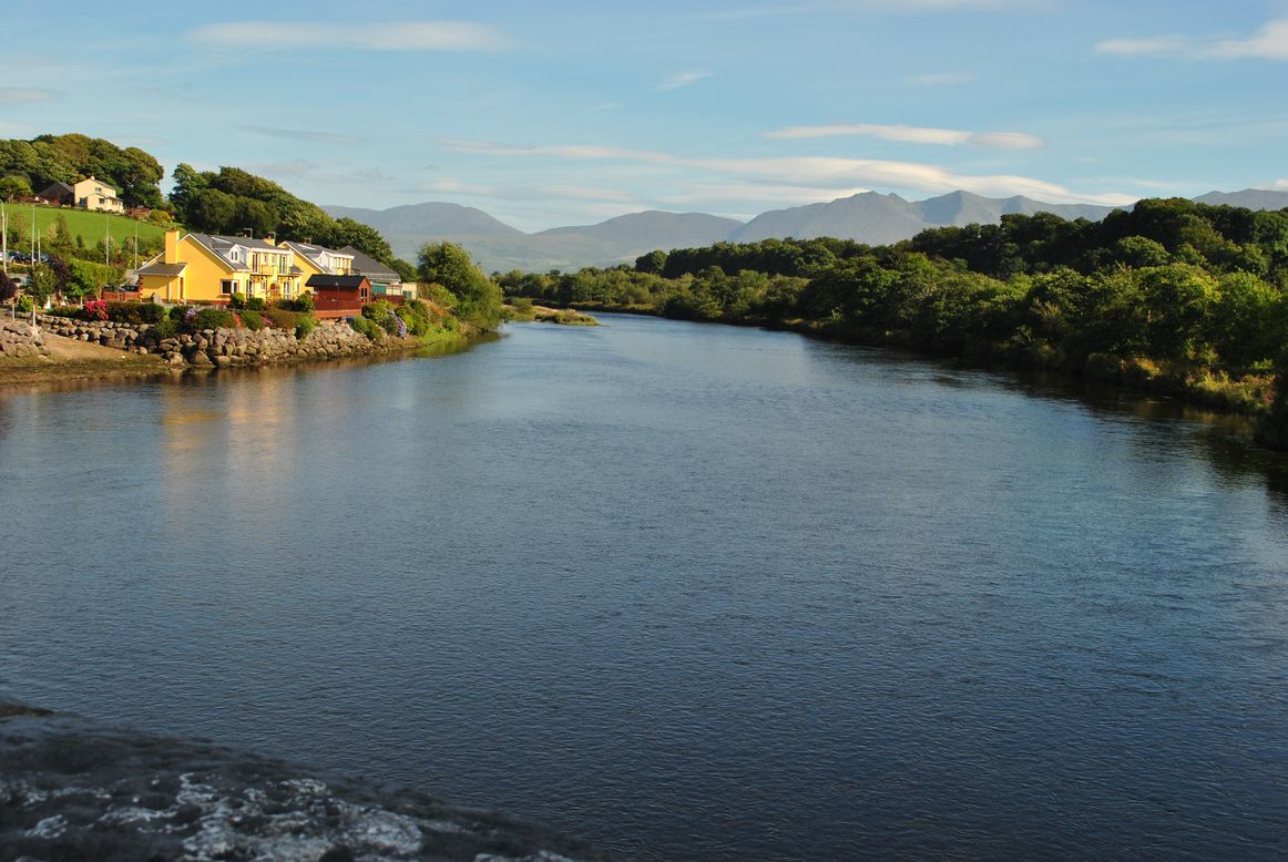 Killorglin en Irlande