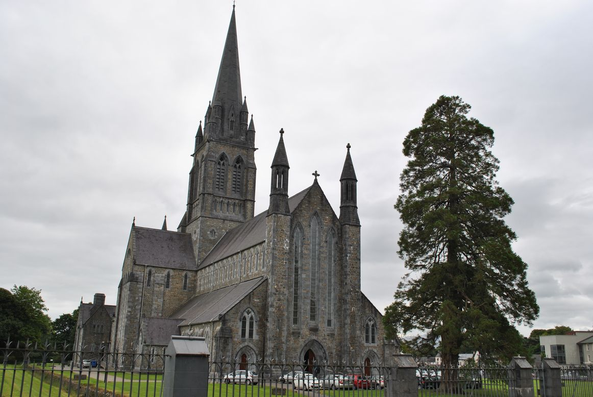 St Mary's Cathedral à Killarney en Irlande