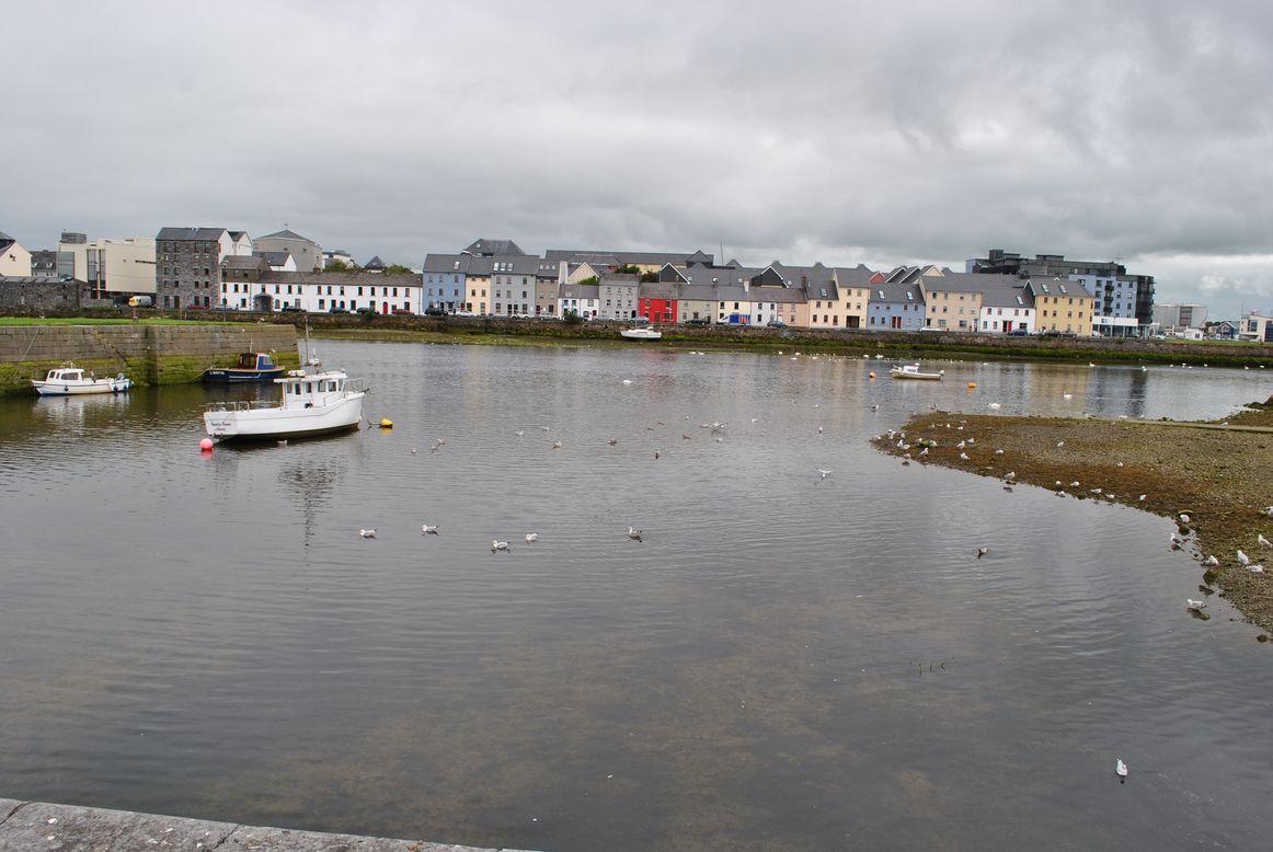 Galway en famille en Irlande - Ici et la en famille