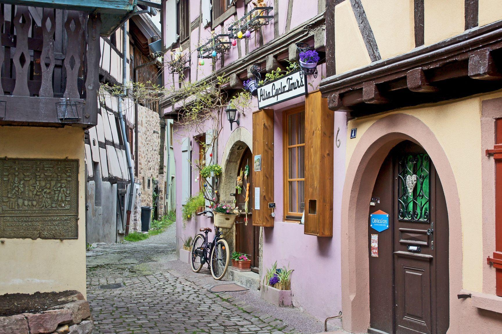 Alsace à la toussaint