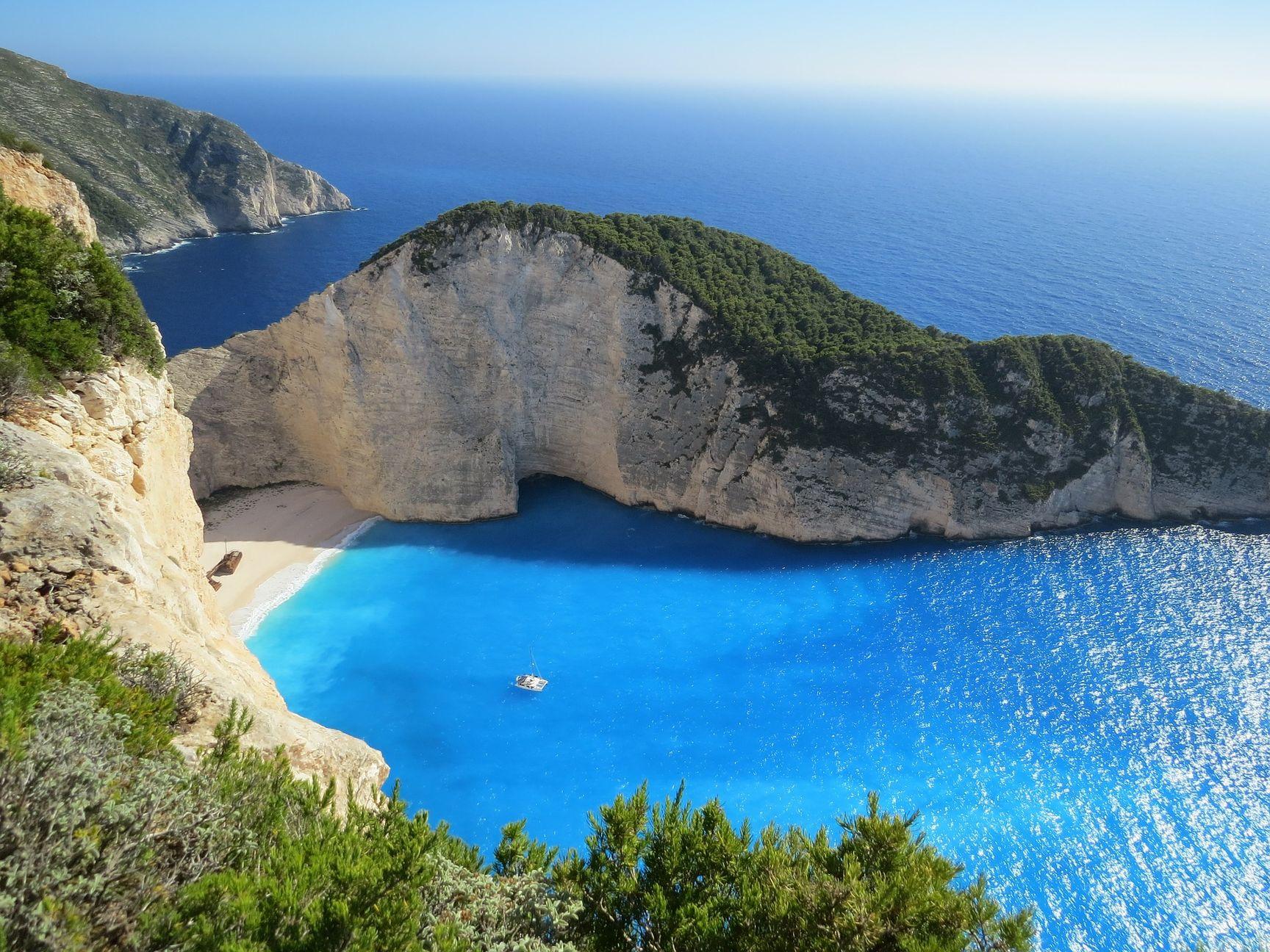 Grèce à la Toussaint