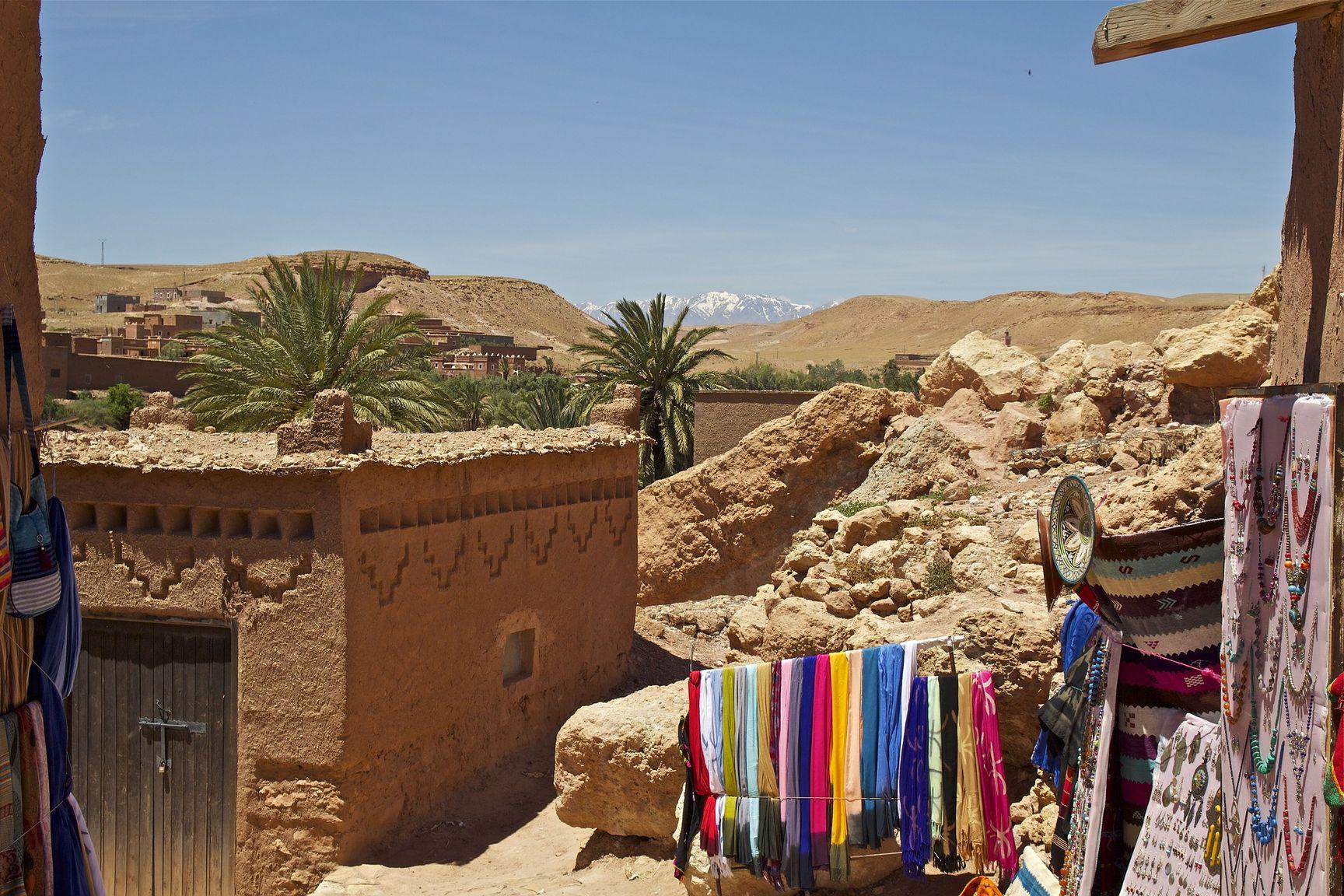 Maroc à la Toussaint