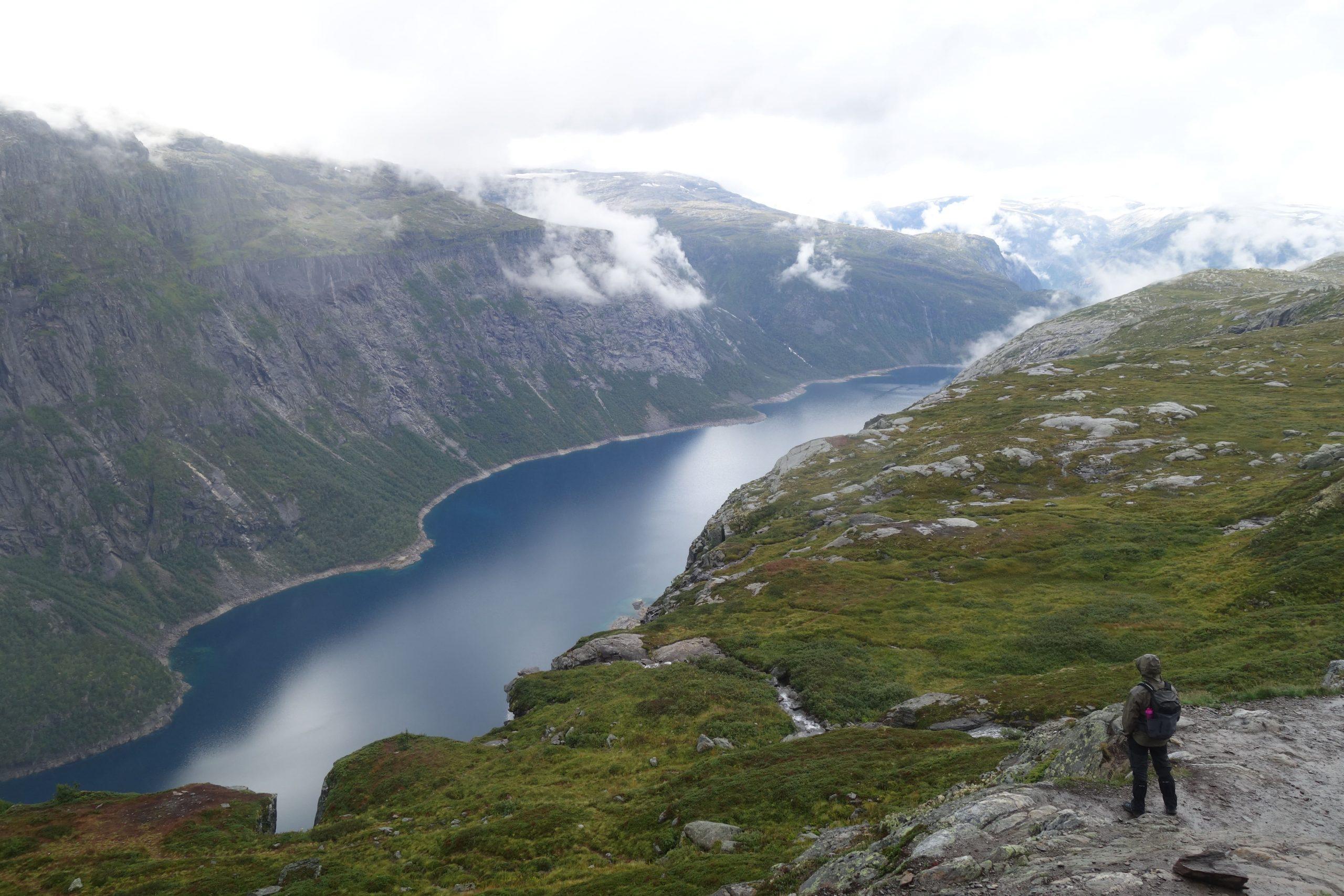 Road-trip en Norvège